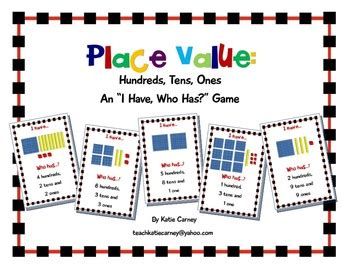 i who has math cards template collections of maths tens and units easy