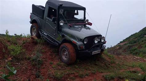 road mahindra thar vizag road club mahindra thar offroad 4x4 mud