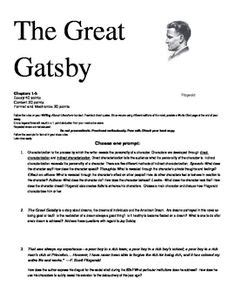 common themes of the great gatsby close reading consideration and the text on pinterest