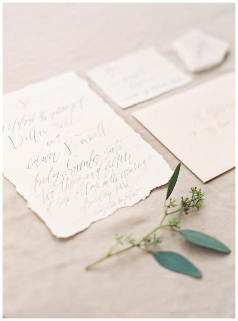 deckenle modern 17 best images about wedding papers calligraphy