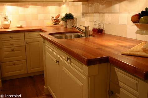 houten keukenblad massief houten keukenblad interblad keukenbladen