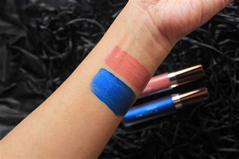 Mineral Botanica Ultra Pigment Matte Liquid Lipstick Upm Lipstik produk terbaru dari mineral botanica mica studio series review