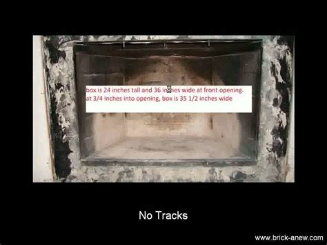 Installing Glass Fireplace Doors Prefab Fireplace Doors Installation Avoid These Problems Brick Anew