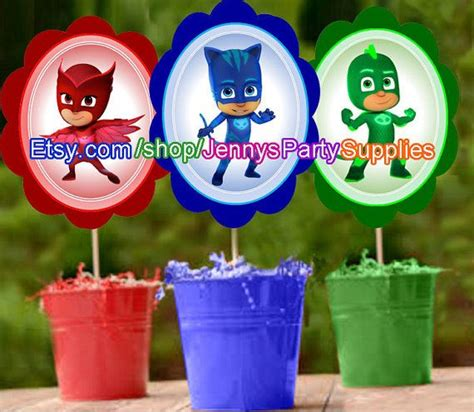 32 best images about liam s 4th bday pj masks on