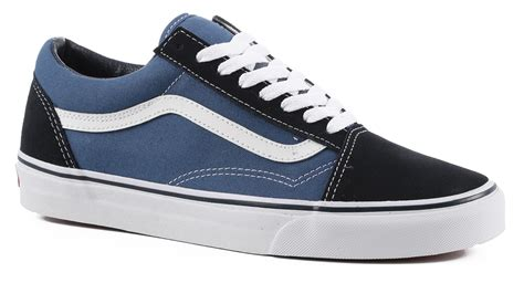 Vans Skool Navy Black vans skool skate shoes navy free shipping