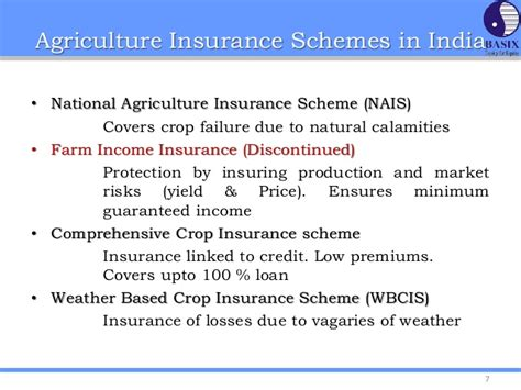 crop insurance important for ag industry washington ag igidr ifpri agricultural income insurance scheme kv gouri basix