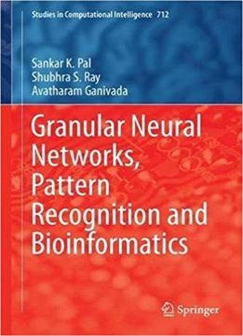pattern recognition and neural networks granular neural networks pattern recognition and