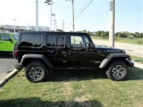 Jeep Orland Park 2013 Jeep Wrangler Unlimited Orland Park Il