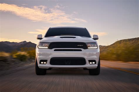 2018 dodge durango srt says quot tow rig race for pinks