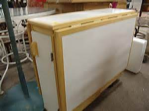 Folding Table With Chairs Stored Inside Auction Catalog Nadeau S Auction Gallery