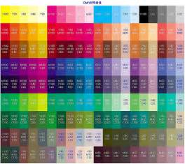 cmyk color codes cmyk color table cmyk color table alliance park flickr