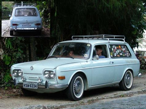 Interesting Classic Volkswagens As Seen In Brazil Dare2go
