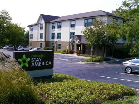 Yorktown Apartments Chicago Extended Stay America Chicago Downers Grove 2017 Room