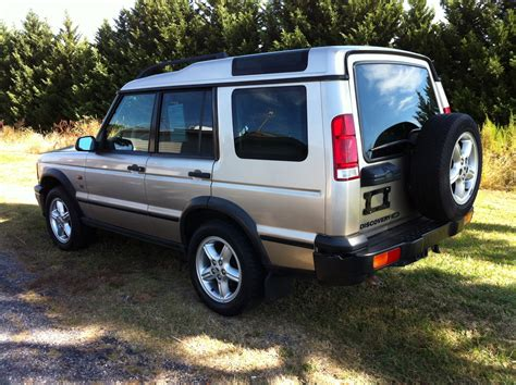 service manual 2002 land rover discovery series ii removal removing 2002 land rover