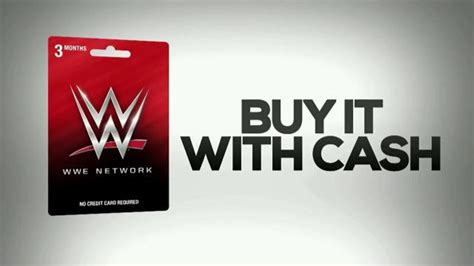 Wwe Network Gift Card - wwe network 3 month subscription gift card tv spot family entertainment screenshot 5