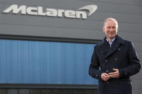 mclaren facility mclaren opens new production facility the drive