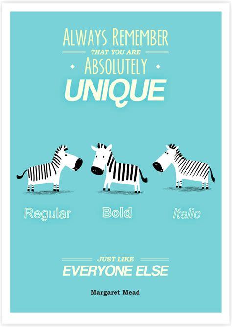 Unique Quotes Quotes About Being Unique Quotesgram