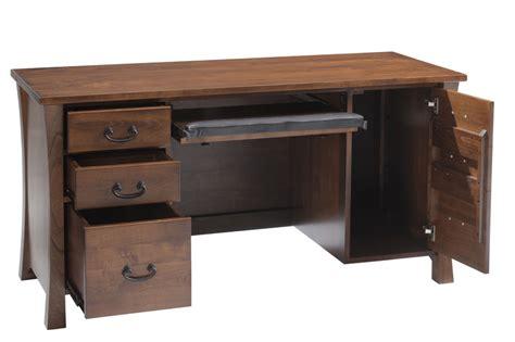 hardwood computer desk woodbury computer desk ohio hardwood furniture