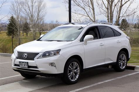 lexus suvs 2013 2013 lexus rx350 awd 5 door luxury suv northern colorado