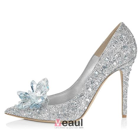 Sparkly Wedding Shoes by Wedding Shoes Canada Style Guru Fashion Glitz