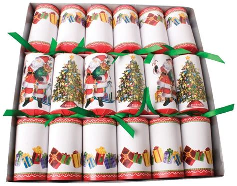 caspari christmas crackers poppers crackers decorations