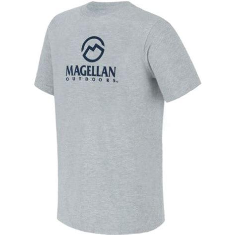 Kaos T Shirt Magellan Outdoors magellan outdoors s logo sleeve crew t shirt academy