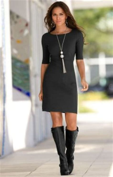 17 best ideas about black boots on