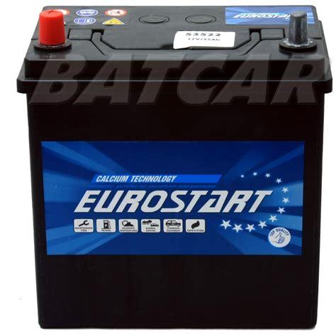 Motorrad Batterie 35ah by 35ah Eurostart Links Autobatterie Bei Uns Auch 40ah 45ah