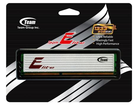 Team Elite 8gb Ddr4 Pc2400 So Dimm Ram Laptop 8gb team elite ddr3 pc3 10666 1333mhz 9 9 9 single
