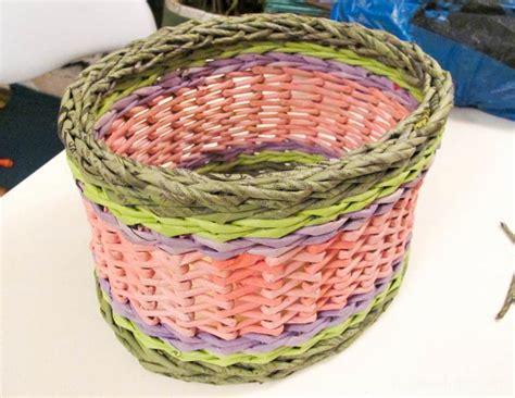 Paper Baskets - paper basket diy ideas corner