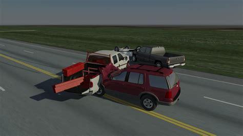 animated car crash car car animation
