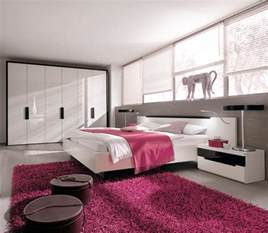 Pink Bedroom Design Modern Bedroom Interior Design With Pink White Color Ideas Interior Olpos Design