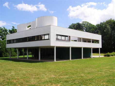 villa le archikey buildings villa savoye