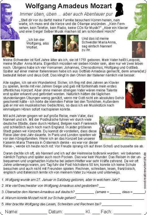 beethoven biography resume mozart for kids mozart f 252 r kinder biography lebenslauf