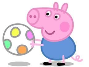 cartoon characters peppa pig photos