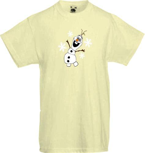 Disney Frozen Crismes T Shirt frozen olaf t shirt disney