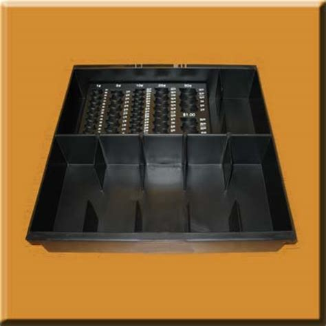 5600 kit tray locking lid and coin tray