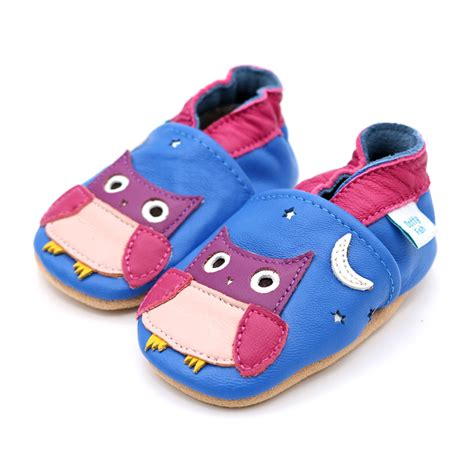 Owl Twit Daster Dewasa All Size twit twoo owl soft leather baby shoe dotty fish
