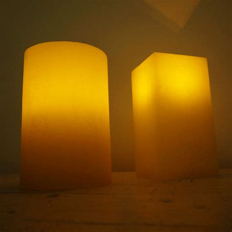 inaus candele led led キャンドル flameless candle bombay