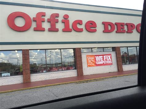 Office Depot Montgomery Alabama by Office Depot Kontorudstyr 5070 Vaughn Rd Montgomery