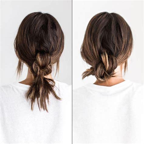 Schnelle Frisuren by Einfache Frisuren 5 Schnelle Frisuren F 252 R Ungewaschene Haare