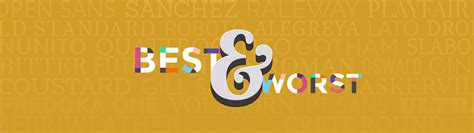 20 best and worst fonts 20 best and worst fonts to use on your resume learn
