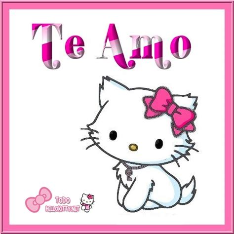 imagenes de buenos dias amor de hello kitty postales de amor con hello kitty todo hello kitty