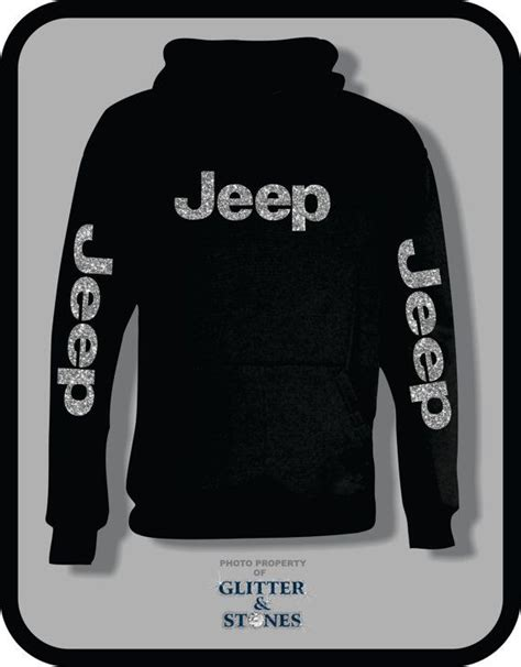 glitter jeep jeep glitter hoodie by glitternstones on etsy jeepin