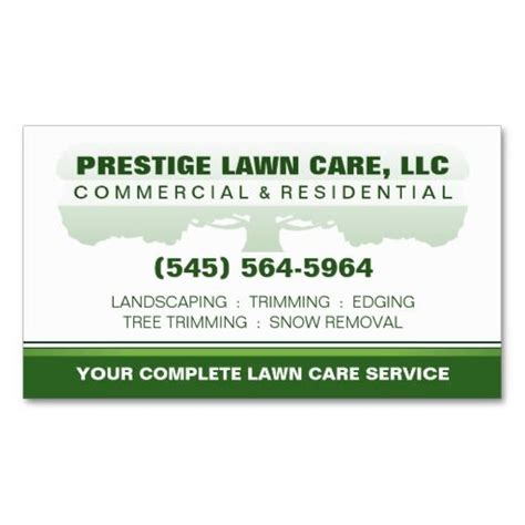 Lawn Service Business Card Template Free by 93 Best Lawn Care Landscaping Business Cards Ideas
