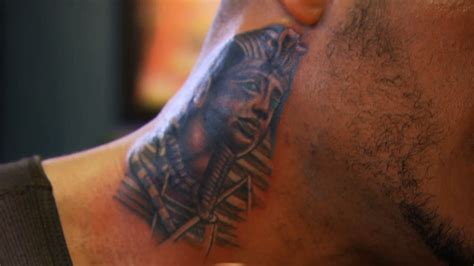tommy tattoo nightmares helm s king tut tat nightmares spike