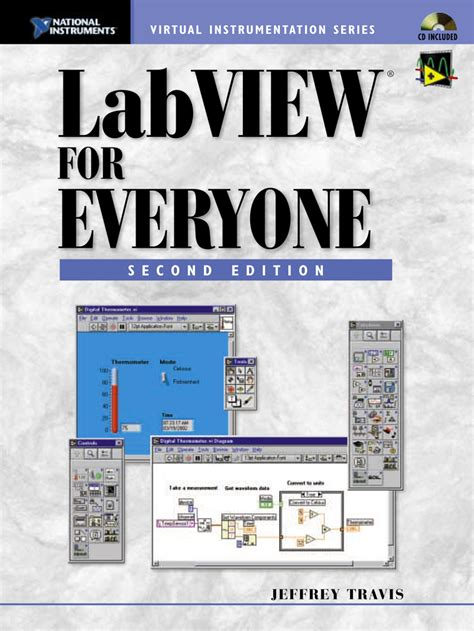 Labview Based Projects Readydaq books by jeffrey travis