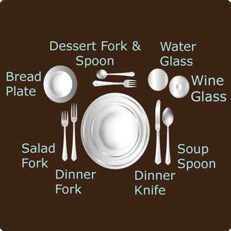 table setting etiquette 15 tips for proper dining etiquette our daily ideas
