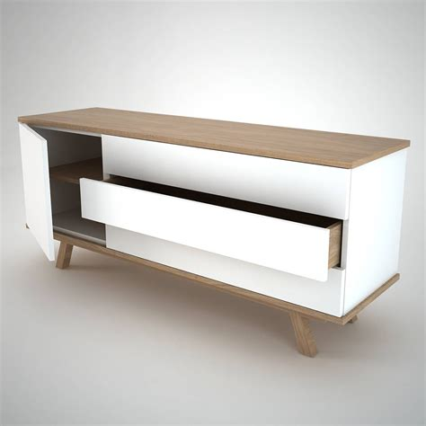 20 Inspirations Of White Sideboards 20 Inspirations Of White And Wood Sideboard