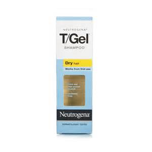 neutrogena t gel shoo for hair ebay